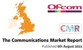 The Communications market Report 2015